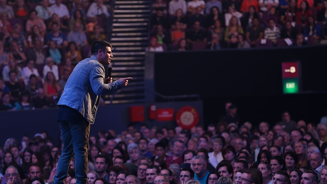 Session 4, Steven Furtick - Presence Conference 2015 - There Is A River