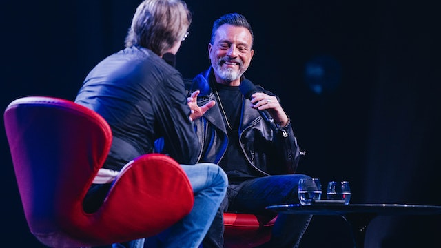 Session 3, Erwin McManus Interview - Presence Conference 2018 - Freedom Is Here