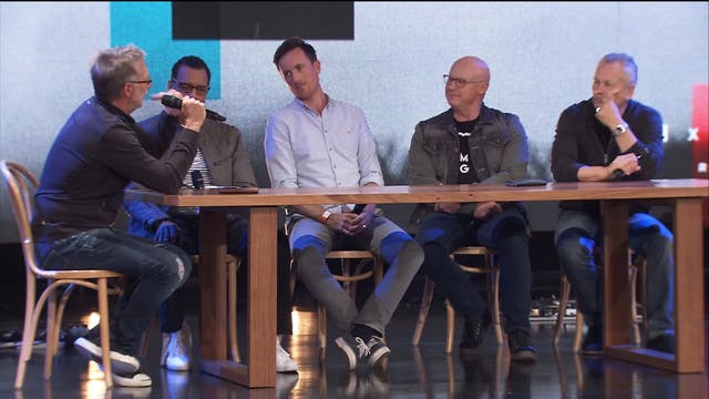 Session 4, Panel - Realmen 2016