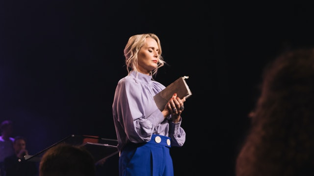 Session 13, Charlotte Gambill - Presence Conference 2019 - Glory Revealed