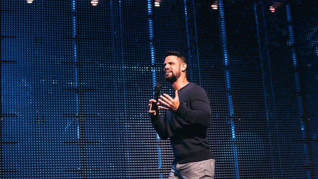 Session 3, Steven Furtick - Presence ...
