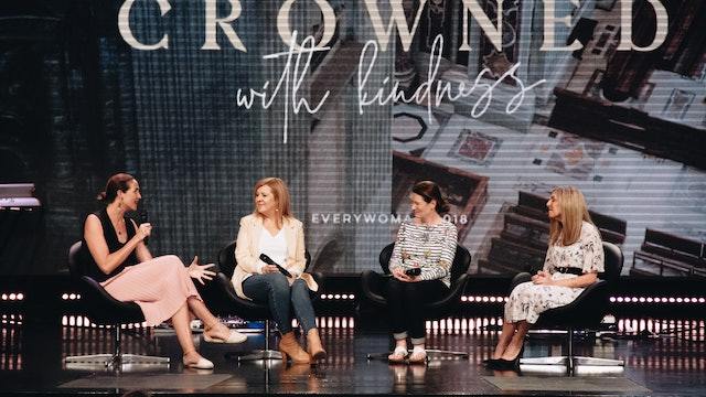 Session 5, Panel - Everywoman Gathering 2018 - Crowned