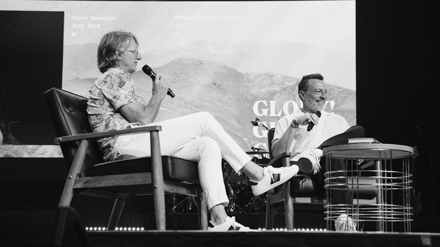 Session 3, Interview with Erwin McManus - Presence Americas 2019