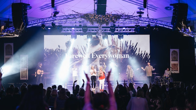 Session 6, Chris Pringle - Everywoman Gathering 2018 - Crowned Session