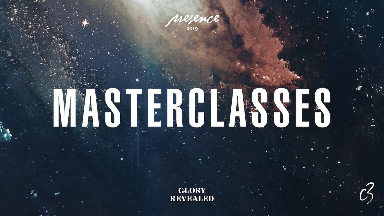 Master Classes, 2019
