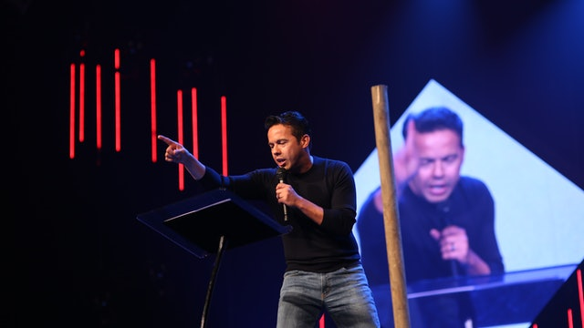 Session 9, Samuel Rodriguez - Presence Conference 2015 - There Is A River