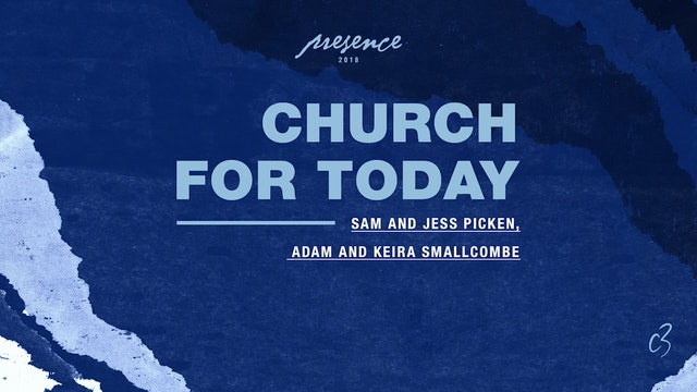 Master Classes 2018 - Church for Today