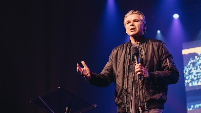 Session 4, Jentezen Franklin - Presence Conference 2018 - Freedom Is Here
