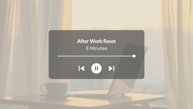 After Work Breathwork for Stress Release
