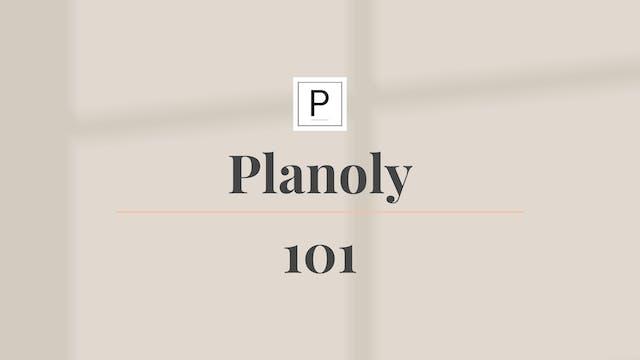 Planoly 101