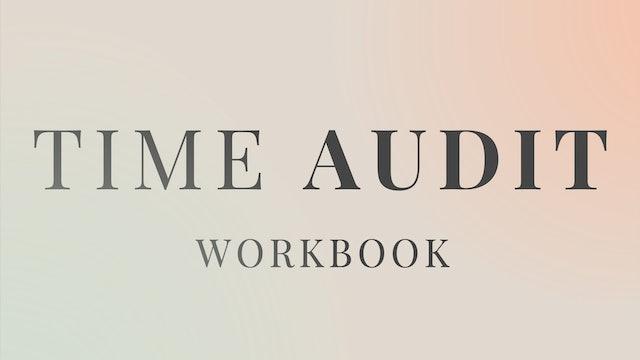 Time Audit Workbook