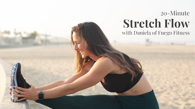 12-Minute Stretch Flow with Fuego Fitness