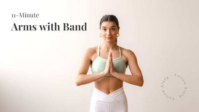 Upper Body Burn (With Band)
