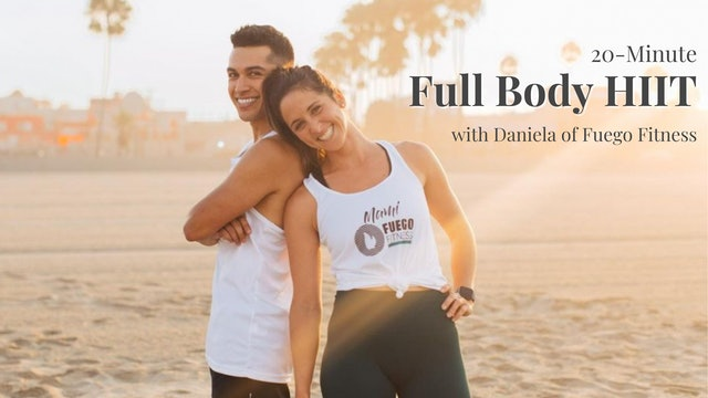 20-Minute HIIT with Fuego Fitness