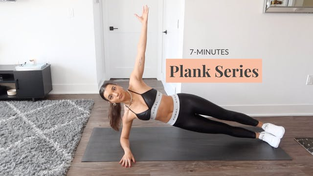 7-Minute Plank Series
