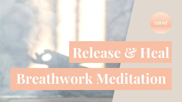 6-Minute Release & Heal Meditation