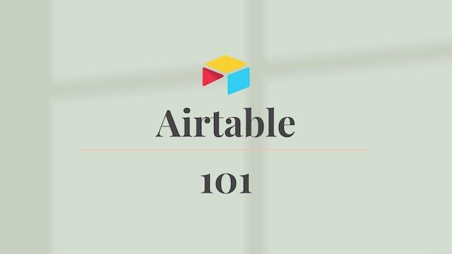 Airtable 101