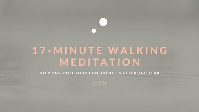 17-Minute Walking Meditation