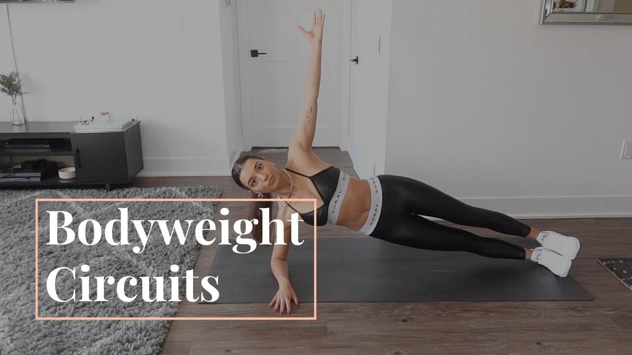Bodyweight Circuits
