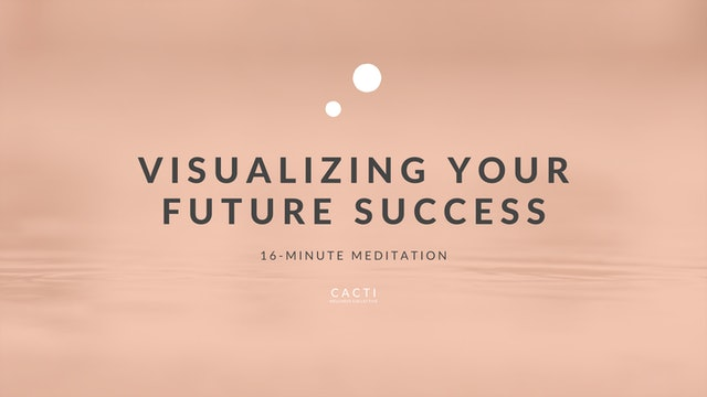 16-Minute Visualize Your Future Success Meditation