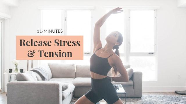 11-Minute Post-Work Stretch