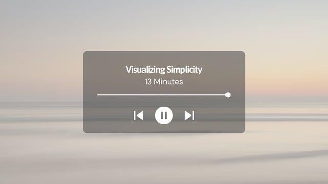 Visualizing Simplicity