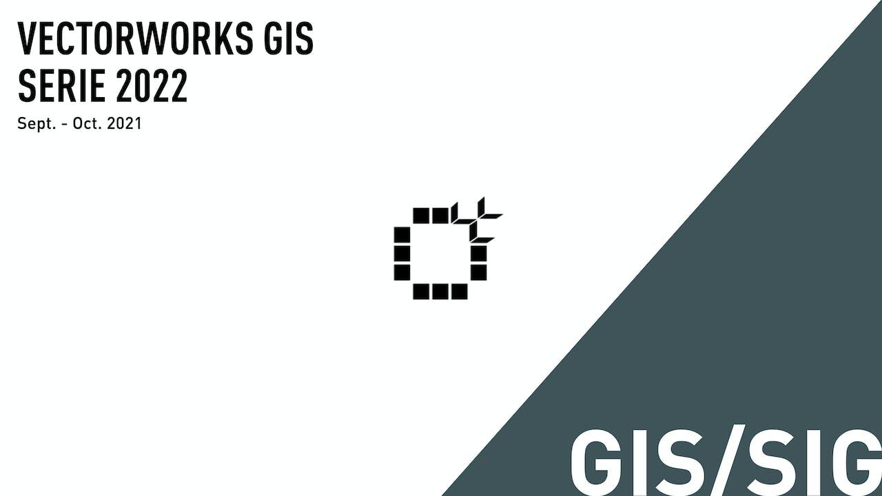 Vectorworks GIS 2022