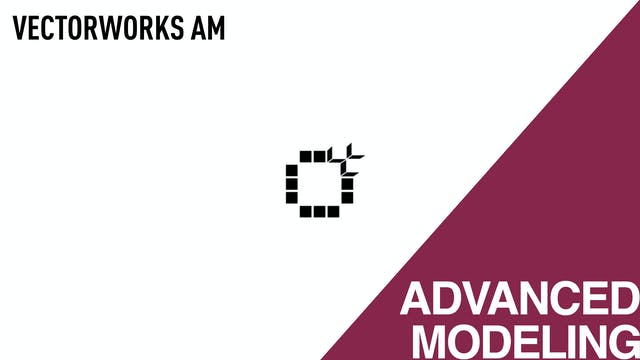Vectorworks Adv. Modeling Demo
