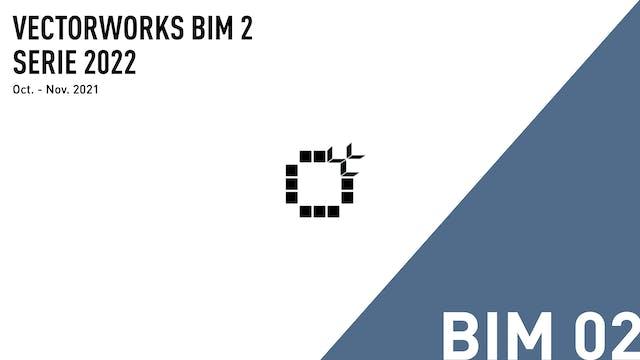 Vectorworks BIM 02 2022