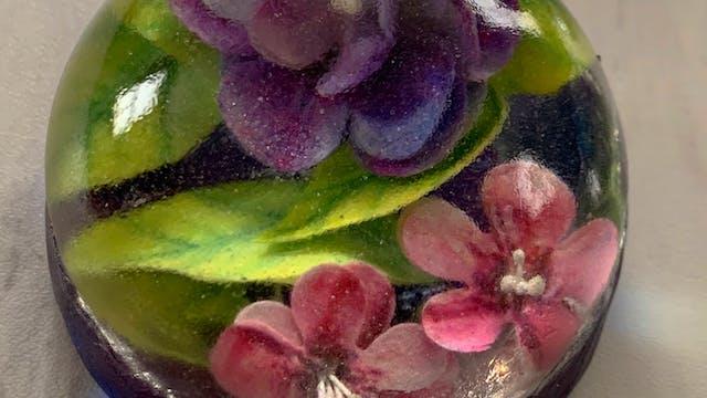 Make Sugar Like Glass - Glass Ornament