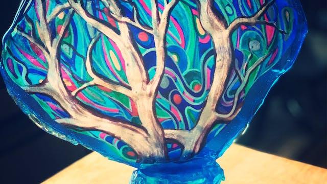 Make Sugar Like Glass - Blue Wonder