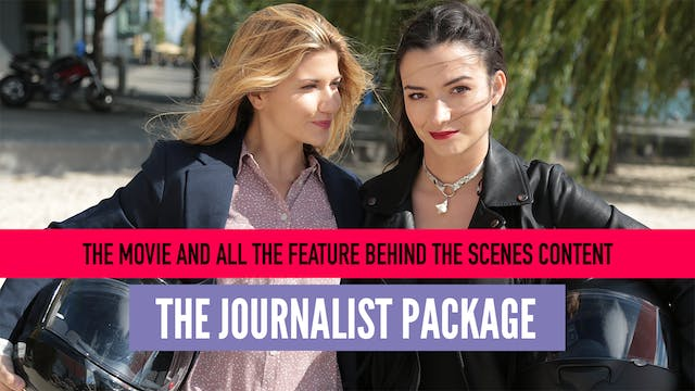 BUNDLE #2 - JOURNALIST