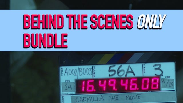 Behind The Scenes ONLY Bundle!