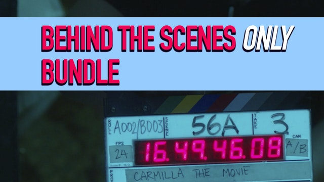 Behind The Scenes ONLY Bundle!