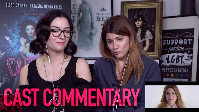 The Carmilla Movie: Cast Commentary!