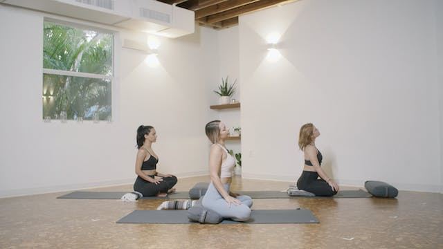 Yoga - Restore with Melissa