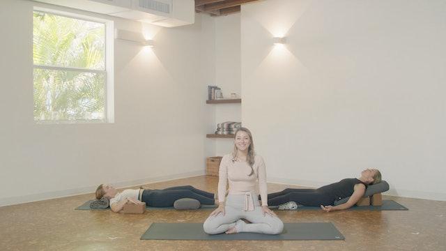 Yoga - Adult Nap with Melissa