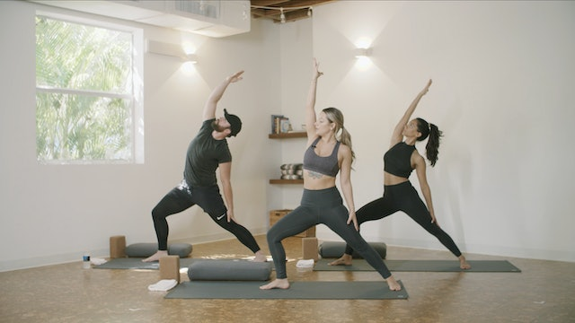 Yoga - Power Flow + Chill with Melissa