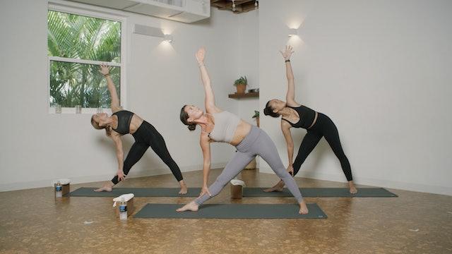 Yoga - Express with Kiera