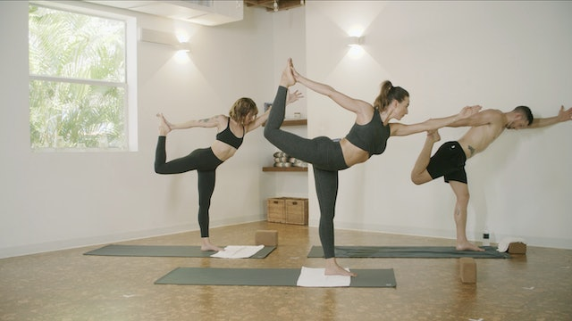 Yoga - Root Back Bending with Jamie
