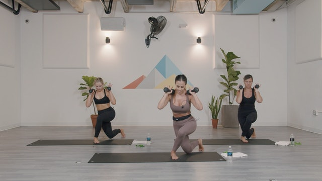 HIIT - No Repeat with Erica