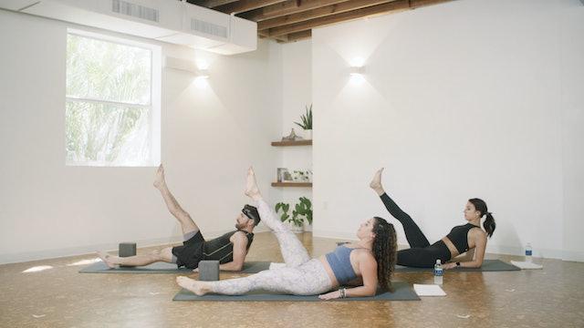 Pilates with Dani