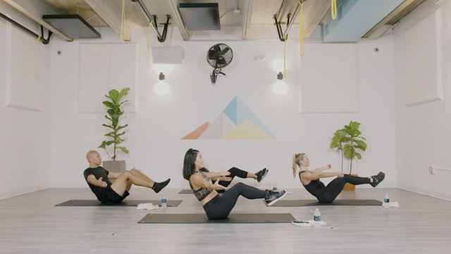 HIIT - All Abs with Nancy