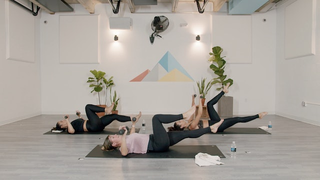 HIIT - Full Body with Erin