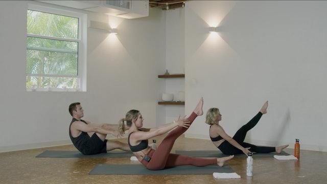 Pilates with Jones