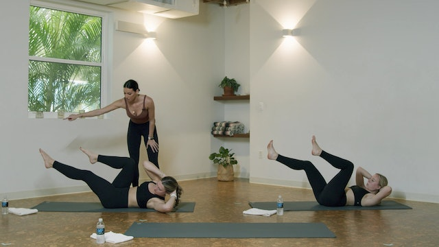 Pilates - Core Express with Melody
