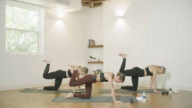 Pilates with Amanda