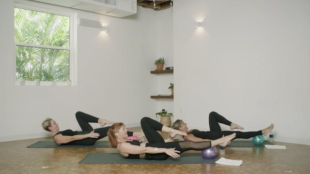 Pilates with Laura