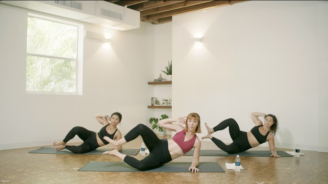 Pilates Basics with Laura