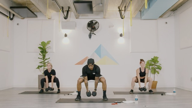 HIIT - Ass and Abs with Roddy